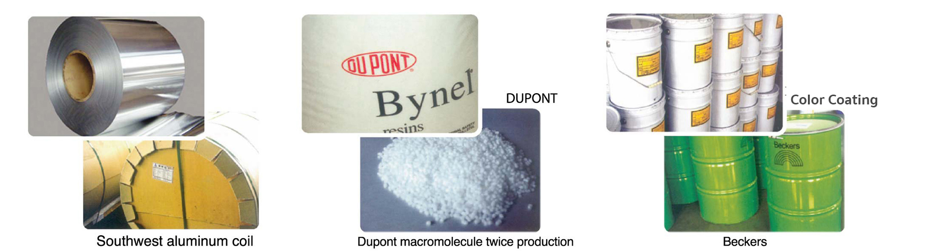 NANO-PVDF Coating ACP | SKYHIGH-ACP.COM
